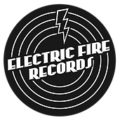 Electric Fire Records Logo Rotated