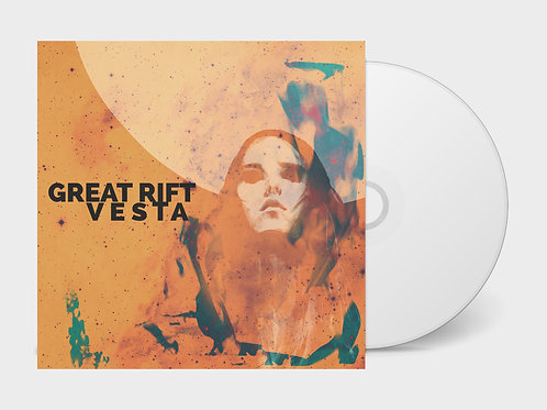 GREAT RIFT 'Vesta' - CD