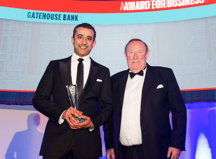 FAHED BOODAI RECEIVES AWARD FOR BUSINESS AT FIRST ARABIAN BUSINESS LONDON AWARDS
