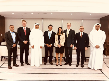 Working with Reputed Global Partners Gatehouse Capital Welcomed HFF in Kuwait