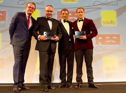 Gatehouse Bank wins RESI Deal of the Year Award