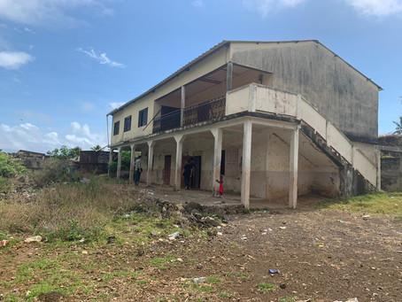 Une nouvelle équipe et un nouveau projet à Mbéni 👌