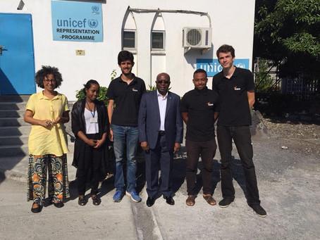 L'UNICEF désormais actif pour TOIMAYA