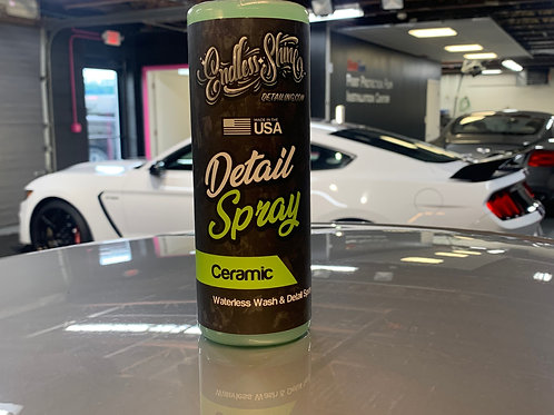 Ceramic Detail Spray & Waterless Wash