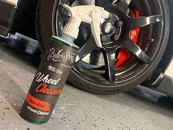 Endless Shine Wheel Cleaner