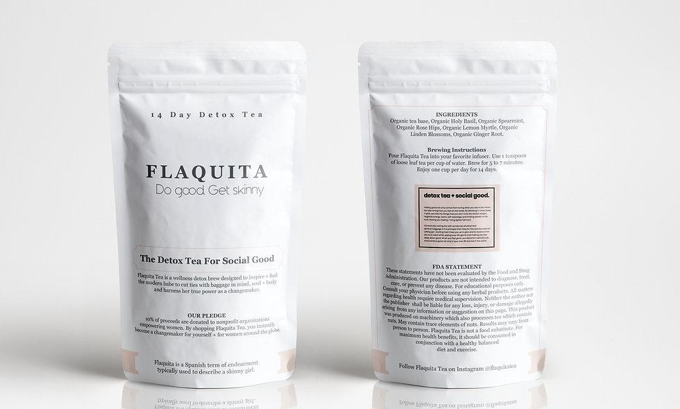 Flaquita Detox Tea