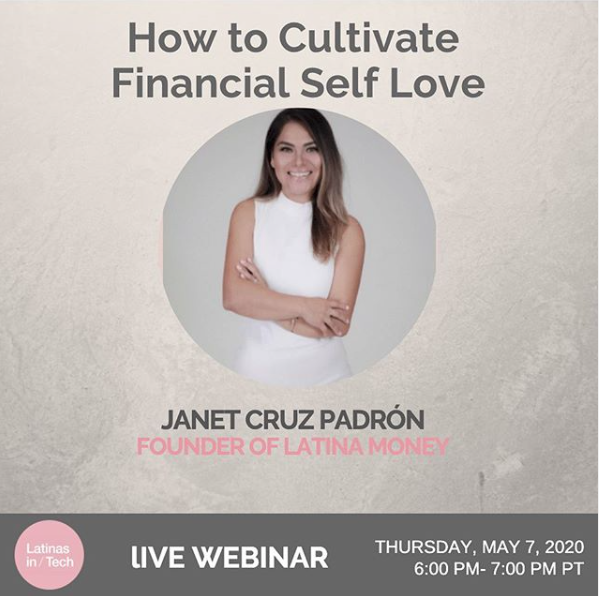 Financial Self-Love Workshop by Latina M