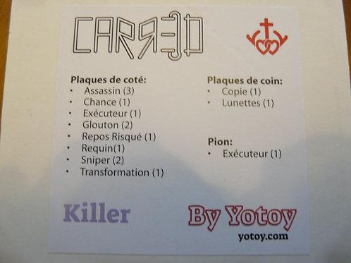 CARRED Extension Killer (Attaque de pions)