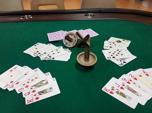 Raulette Poker / Couleur / Rose des vents