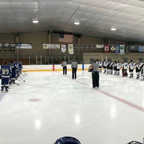 Newtown/ New Fairfield Hockey Lose in SWC Division Finals