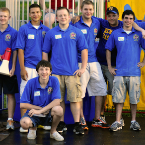 St. Rose Knights of Columbus Help the Community