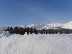 Hakuba ice crystals