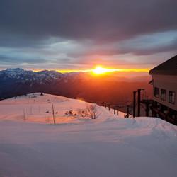 Hakuba-Sunrise