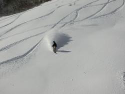 Hakuba epic snow