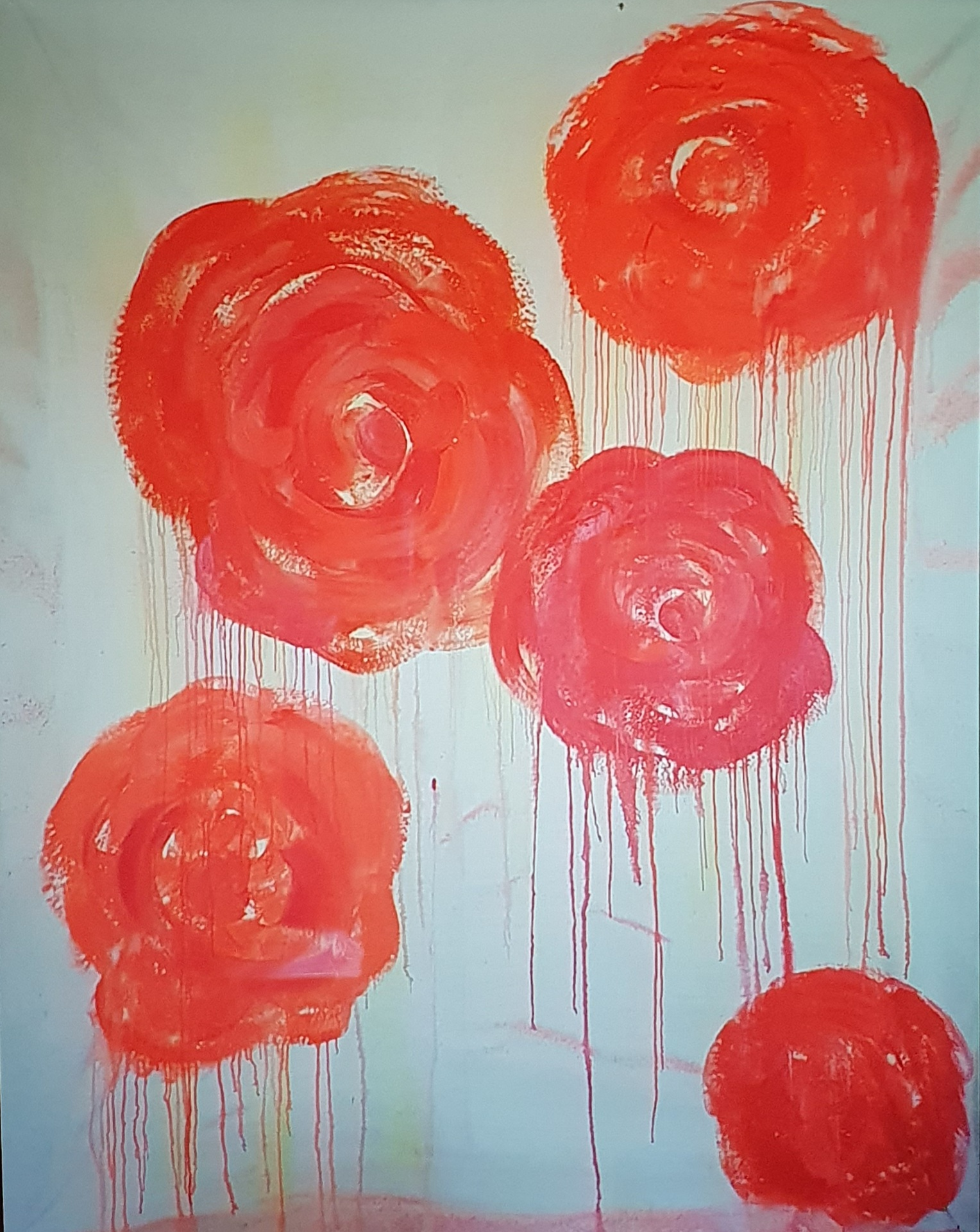 - hommage a Cy Twombly -