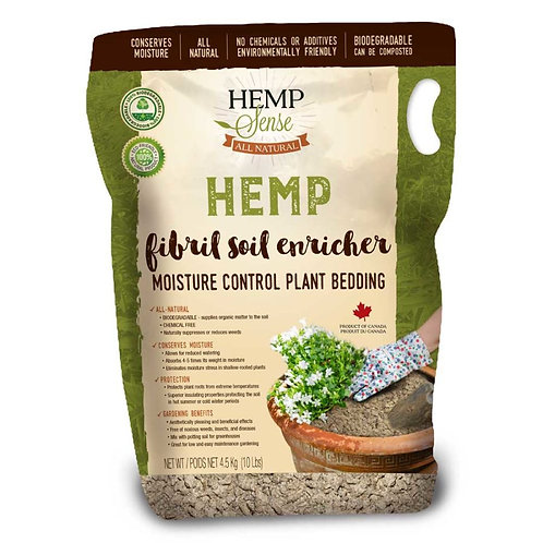 Hemp Fibril Soil Enricher