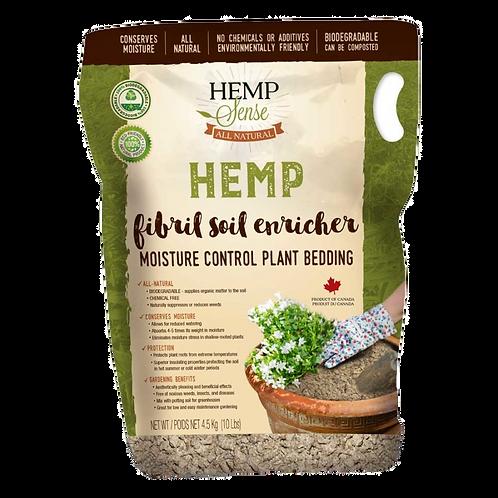 Hemp Fibril Soil Enricher