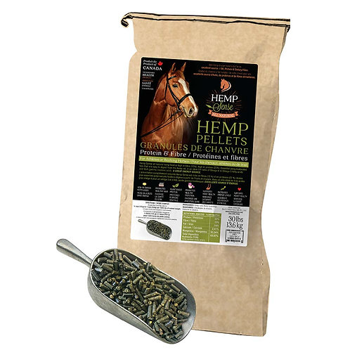 Hemp Pellets - Supplements PRE-ORDER