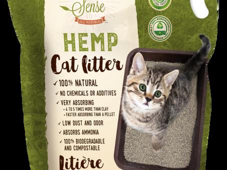 All Natural 100% Hemp Cat Litter vs. Silica