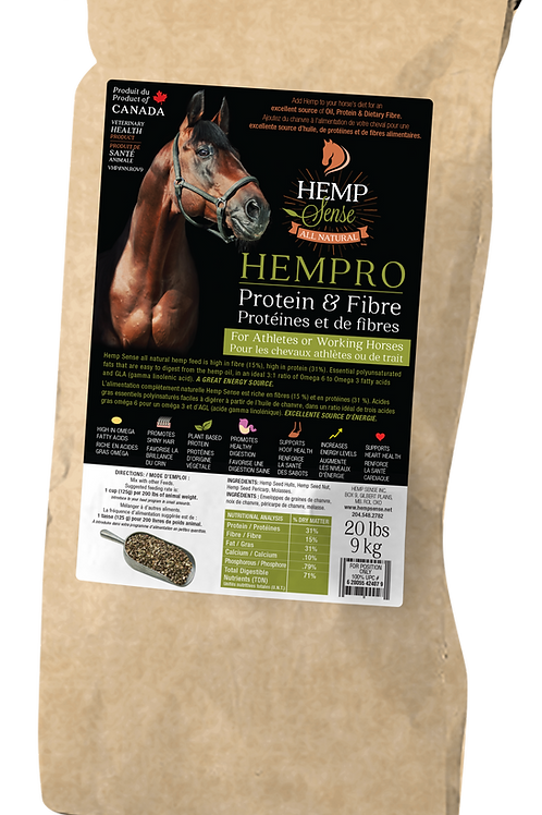 HEMPRO Fiber & Protein