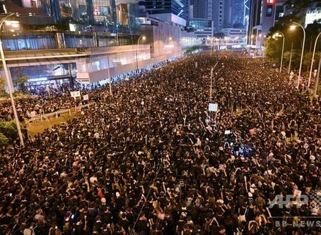 香港デモによるレーザーポインター規制