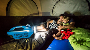 Tent Camping Air Conditioning