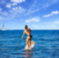 Paddleboarding in Hawaii - Travel Products