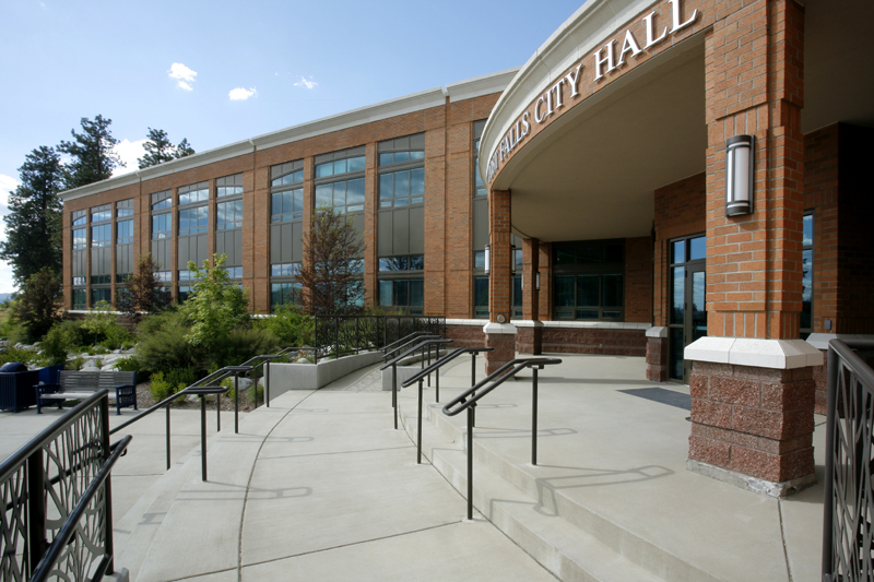 Post Falls City Hall