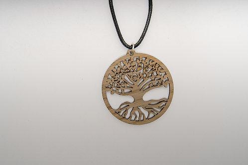 Baum des Lebens Halskette