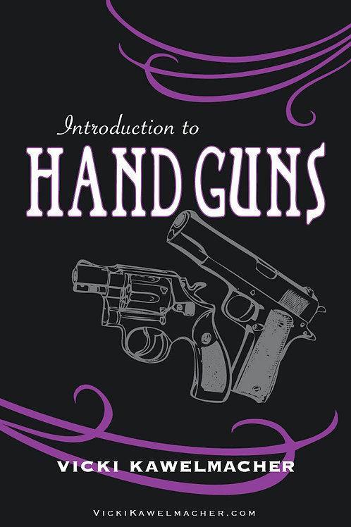 Introduction To Handguns E-book