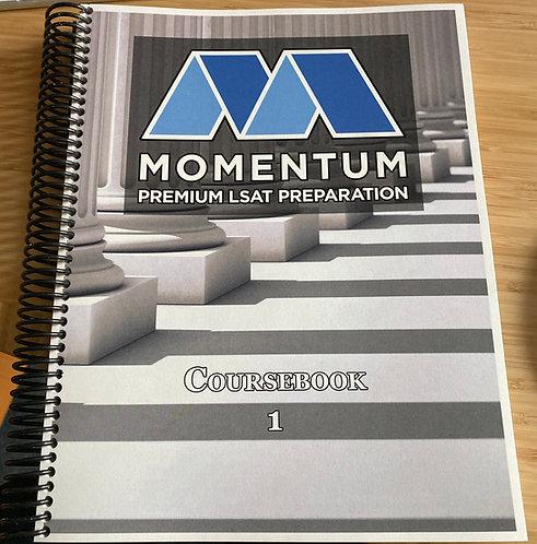 Momentum LSAT Coursebook 1