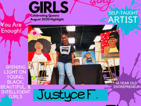 Justyce F. of Young, Gifted & Fly
