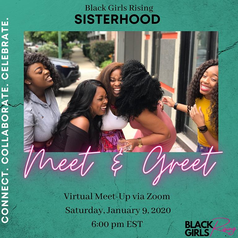 SISTERHOOD Meet + Greet