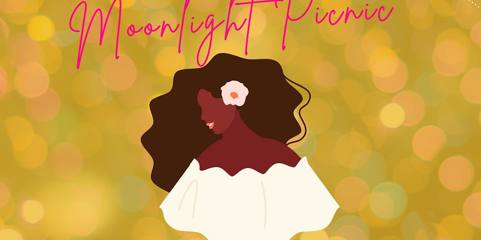Black Girls Rising Moonlight Picnic