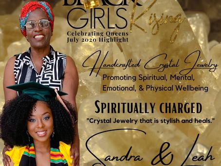 Sandra & Leah of Sandra's Divine Gems