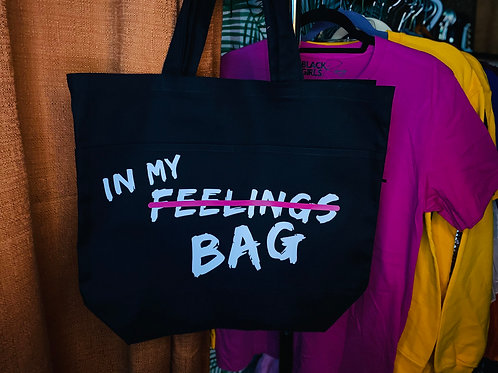 In My Bag Canvas Tote