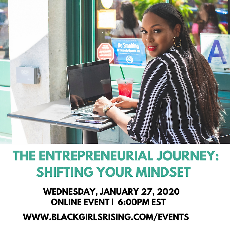 The Entrepreneurial Journey: Shifting Your Mindset