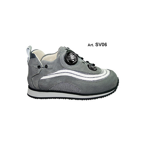 SV06 - SILVER - grey/white