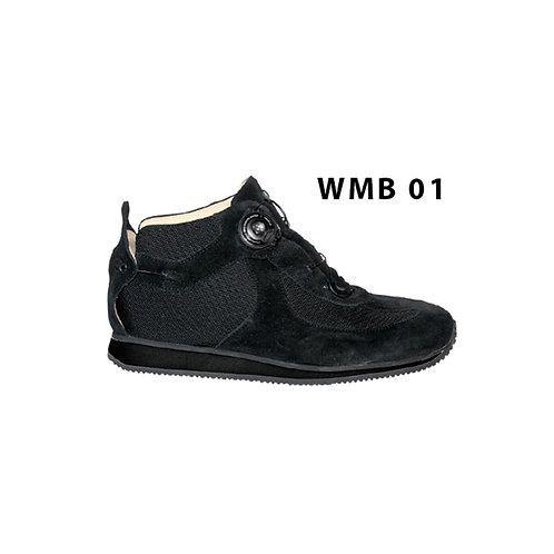 WMB01 - WALK BOOT - Black