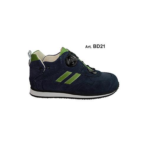 BD21 - BUDDY - Blue/lime