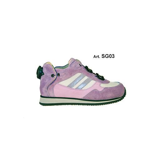 SG03 - STAR - viola/pink