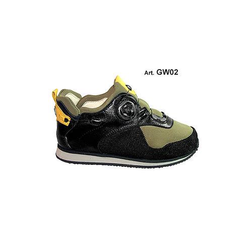 GW02 - GROW -Black/yellow