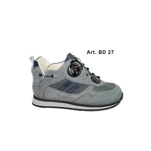 BD27 - BUDDY - Grey/blue
