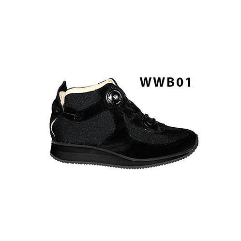 WWB01 - WALK BOOT - Black