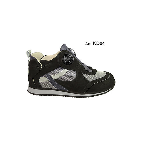 KD04 - KID - Black/grey