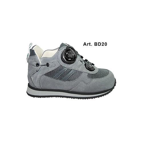 BD20 - BUDDY - Dark grey