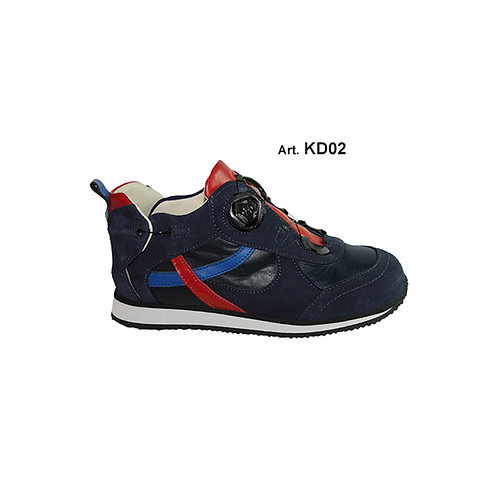 KD02 - KID - blue/red