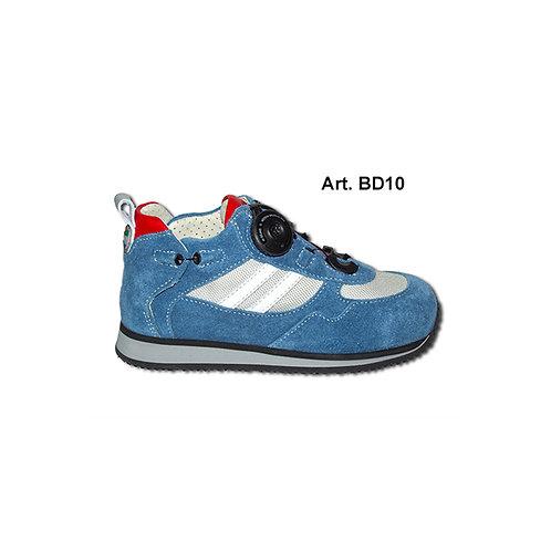 BD10 - BUDDY - Blue/grey/red/white