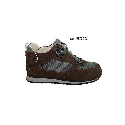 BD23 - BUDDY - Brown/grey