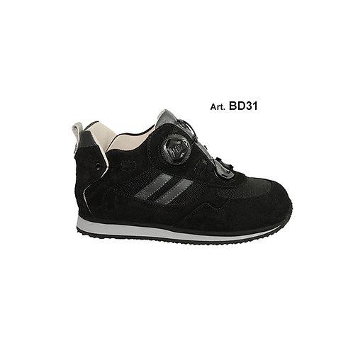 BD31 - BUDDY - Black/Grey